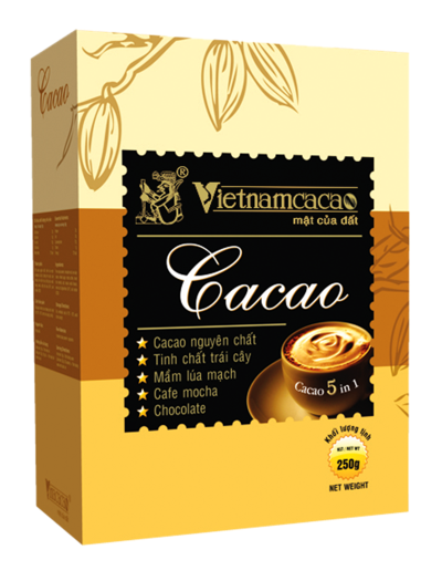 Bột Cacao 5 in 1 (250g)