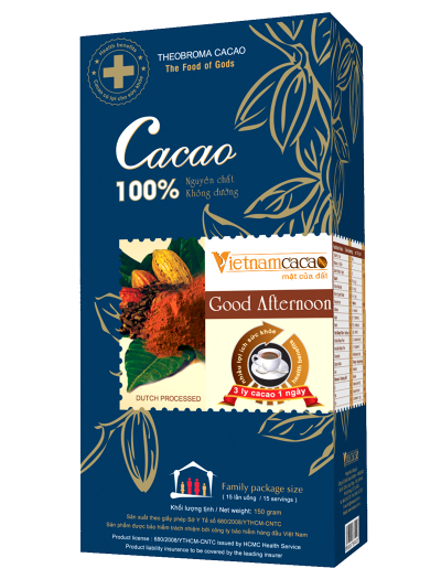 Bột cacao nguyên chất good afternoon