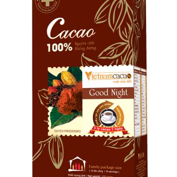 Bột cacao nguyên chất Good Night