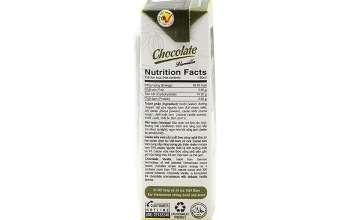 sữa cacao hương vani