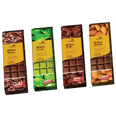 dùng thử chocolate coopmart