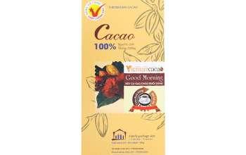 bột cacao nguyên chất good morning