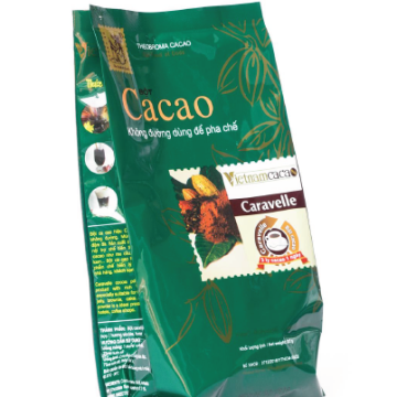 Bột cacao nguyên chất Caravelle
