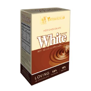 hot chocolate white