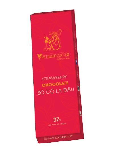 Strawberry Chocolate - socola dau