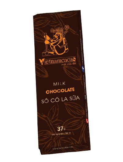milk chocolate - socola sua