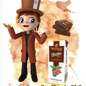 origin chocolate milk