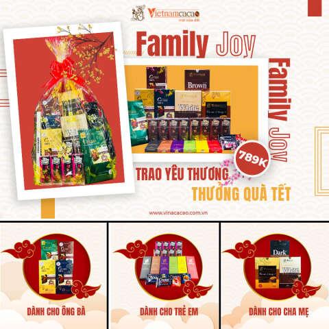 banner family joy